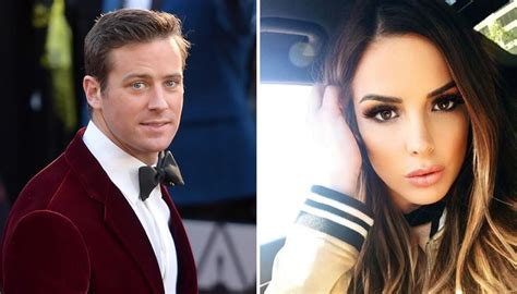 Armie Hammer's ex-girlfriend says he wanted to 'break and ...