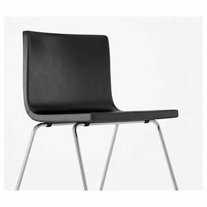 Ikea Stuhl Volmar : bernhard stuhl verchromt kavat mjuk dunkelbraun ikea ~ A.2002-acura-tl-radio.info Haus und Dekorationen