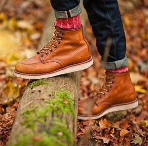 Red Wing Shoes France : 1000 ideas about red wing on pinterest red wing beckman red wing 875 and red wing boots ~ Melissatoandfro.com Idées de Décoration