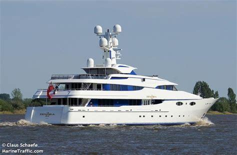 Yacht Zenobia by Vessel Details For Zenobia Yacht Imo 1007483 Mmsi
