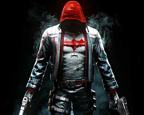 hd background batman arkham knight red hood equipment