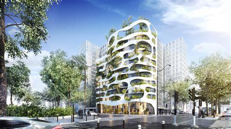 siege d accueil espaces libres architecture et urbanisme