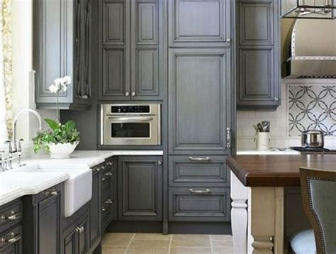 couleur mur cuisine grise idée relooking cuisine cuisine ikea cuisine grise