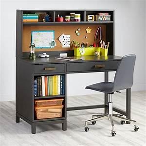 25 best ideas about desk hutch on pinterest white desks With boys desk and hutch