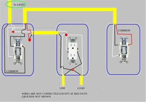 Lutron Way Dimmer Switch Wiring Diagram Wikiwiring