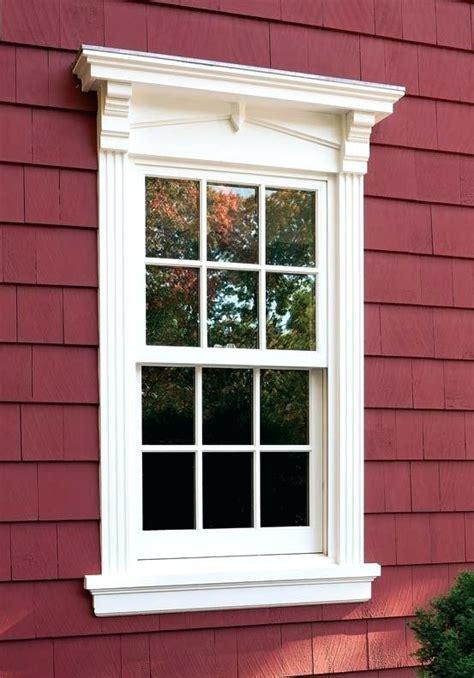 Exterior Window Trim Options  Simplirme