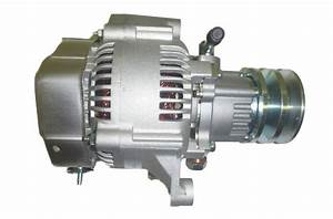 Alternator W Vacuum Pump For Hilux 4runner 3l 5l Diesel