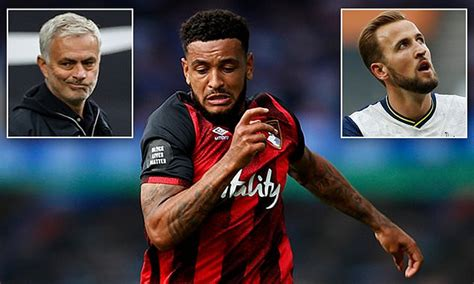 Tottenham 'eye late swoop for Bournemouth striker Josh ...