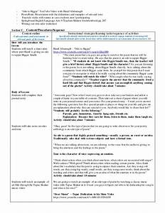 Ode to a special person lesson plan for Ode lesson plan template