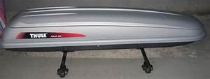 Thule Dachträger Mit Dachbox : thule dachbox polar 500 mit relingtr ger biete opel ~ Kayakingforconservation.com Haus und Dekorationen