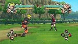 Naruto Shippuden Ultimate Ninja Storm Generations Ps3