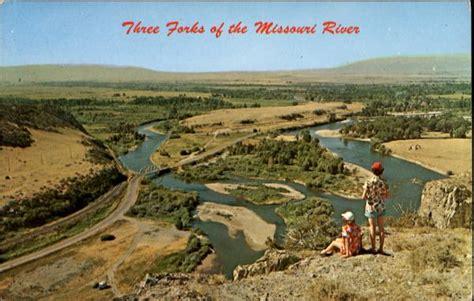 forks   missouri river montana