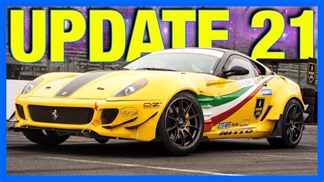 A ferrari 458 italia is not the best drift car you can have. Forza Horizon 4 : 6 New Cars, Formula Drift, New Feature & More!! (FH4 Update 21) - YouTube