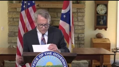 Gov. Mike DeWine to give a coronavirus update after ...