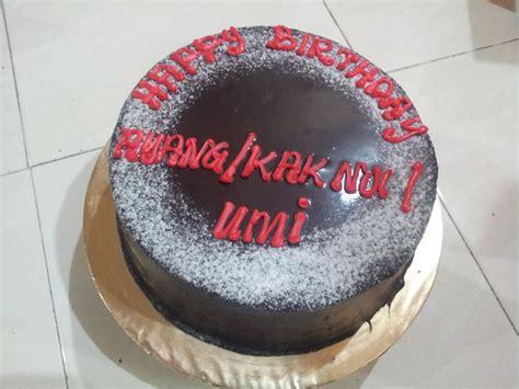 keluarga rais asiah happy birthday kak noi