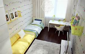 amenagement chambre denfant dans un appartement design With chambre enfant petit espace