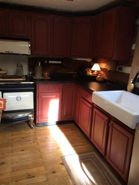 Primitive Kitchen Countertop Ideas by 211 Best Images About Prim Kitchens On David