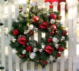 bon march 233 diy holiday wreaths