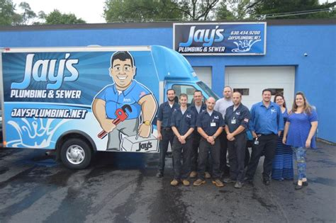 jays plumbing sewer downers grove il