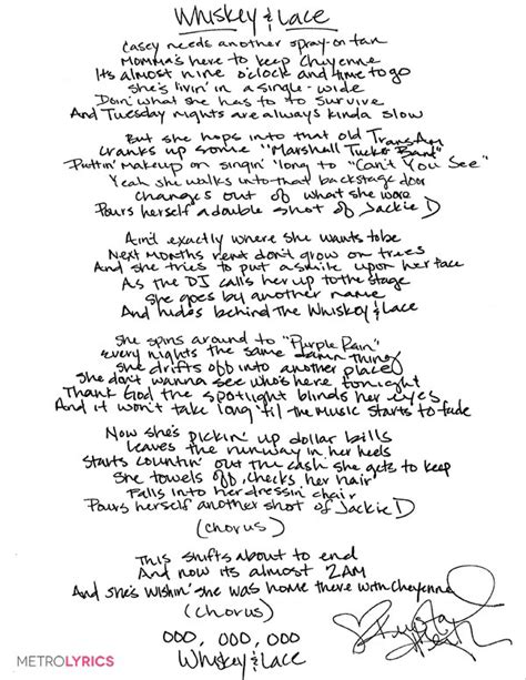 year  review    handwritten lyric features