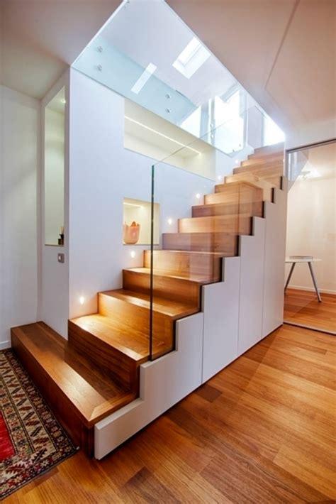 disenos de escaleras  casas modernas