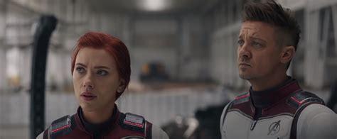 Avengers Endgame Promo Reveals New Footage Hawkeye