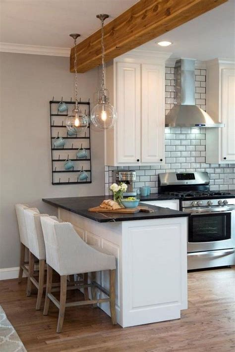 18+ Charming Kitchen Remodel Layout