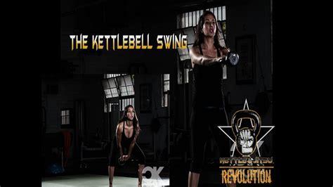 variations kettlebell swing