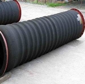 Industrial Rubber Hose Mud And Slurry Flexible Pipe Hose