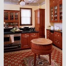 Reinventing The Victorian Kitchen  Old House Restoration