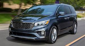 2019 Kia Sedona Puts On A Fresh Face To Challenge The
