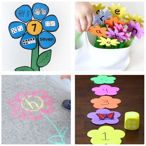 theme activities for preschool 972 | Spring Theme Activities for Preschool Mine 1