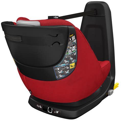 nouvelle reglementation siege auto axissfix de bébé confort siège auto groupe 1 9 18kg