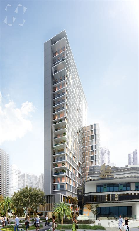 High Rise Residential on Behance