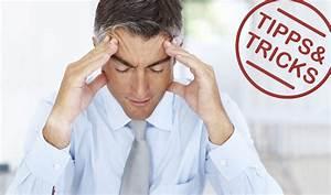 Entrümpeln Tipps Und Tricks : migr ne tipps und tricks bei wiederkehrenden kopfschmerzen ~ Markanthonyermac.com Haus und Dekorationen