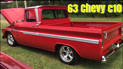 Car Shows Chevy Pickup Youtube