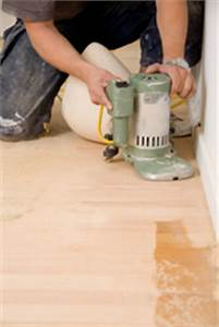 Restoring hardwood floors free quotes and do it yourself for Can you sand a floor with a hand sander