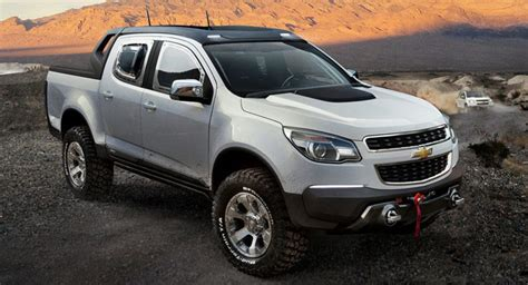 Automotivegeneral 2019 Chevrolet Colorado Rally Concept