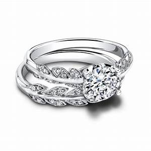 love this engagement wedding ring combo wedding With wedding ring combo