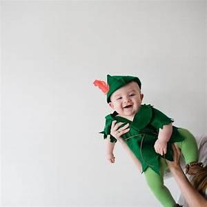 Peter Pan Kostüm Kind : peter pan baby costume halloween fasching pinterest halloween kost m und fasching ~ Frokenaadalensverden.com Haus und Dekorationen