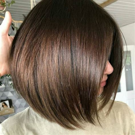 trendy inverted bob haircuts  women   page    hairstylezonex