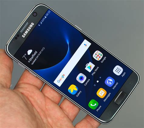 samsung review samsung galaxy s7 smartphone review