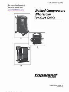 Copeland Com Pres Or
