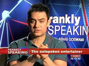 Frankly Speaking With Aamir Khan (Full Episode) - YouTube