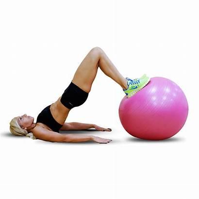 Ball Exercise Gym Builder