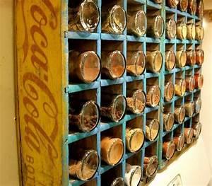 Pots à épices : pot mason 15 id es de projets diy avec des pots mason ~ Teatrodelosmanantiales.com Idées de Décoration