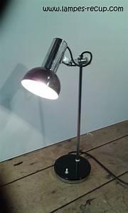 Lampe De Bureau Fille : lampe de bureau vintage ann es 70 ~ Dailycaller-alerts.com Idées de Décoration