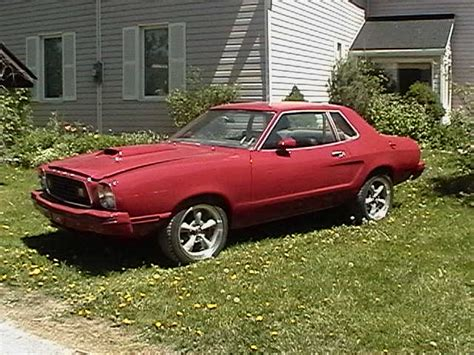 Mustang 11 For Sale by 1978 Ford Mustang Ii For Sale Gtcarz Automotive