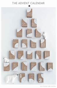 Calendrier De L Avent Maison : calendrier de l avent diy chiara stella home ~ Preciouscoupons.com Idées de Décoration