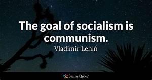 Vladimir Lenin ... Socialist Party Quotes